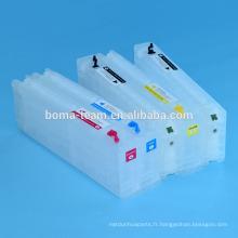 Cartouche d'encre réutilisable de T3270 / T5270 / T7270 pour l'imprimante Epson cinq couleur