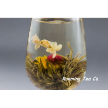EU STANDARD Jasmine's fairy green blooming tea