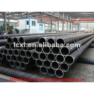 CN s20c s45c hot rolled carbon steel tubes