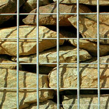 Control Rock Protective Welded Gabion Mesh