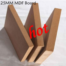 Cheap MDF Board/Raw MDF/Melamine MDF Price From China Manufacturer