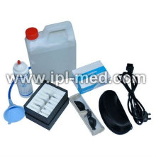Accessaries of IPL RF beauty equipment