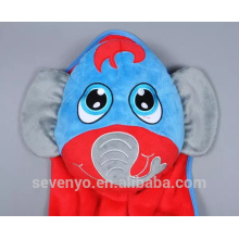 High quality Elephant Hooded Baby Towel,100% bamboo wholesale China Supplier