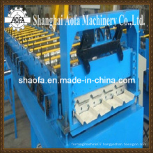 Roofing Panel Roll Forming Machihe (AF-R840)