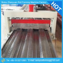 Boden Deck Walze Formmaschine, Decking Boden Maschine, Decking Boden Fliesen Rollenformmaschine