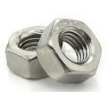 Tornillos de cabeza hexagonal de acero inoxidable Din931