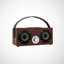 Hot Sale Color Wooden Bluetooth Speaker
