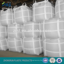 Industrial big bags , fibc bag with baffle,pp super sacks /breathble conductive bags with liner for grains rice sugar TEA candy