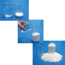 Super Absorbent Polymer for Instant Snow