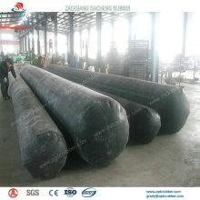 Globo inflable de alcantarilla de 900 mm x 12 m en Kenia