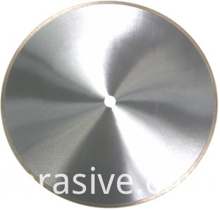 Economical Coutinues Rim Blades