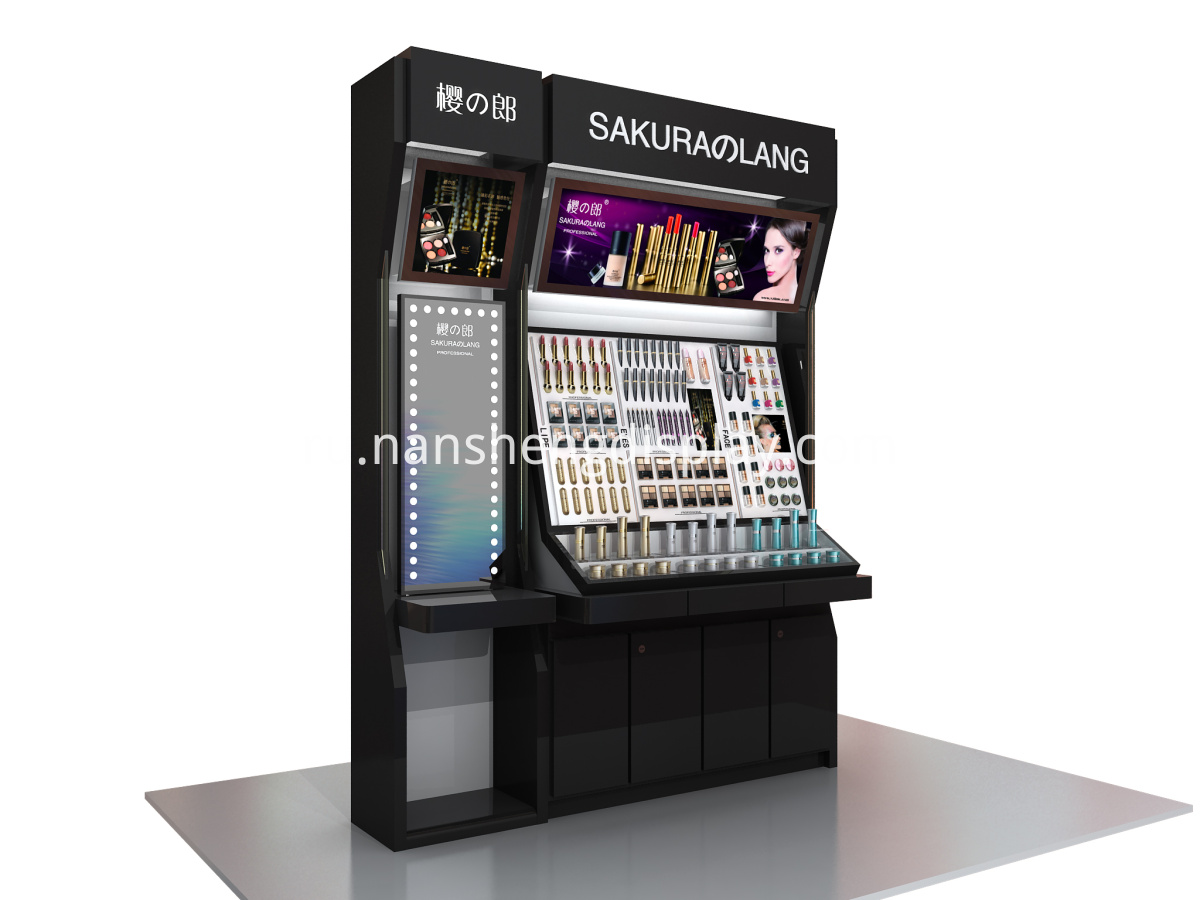 Cosmetic Display Jobs