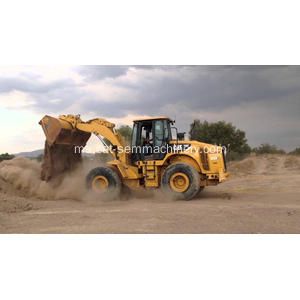 2018 MODEL BRAND NEW CATERPILLAR 950GC WHEEL LOADER