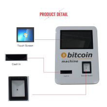 Self Service ATM Coin Exchange Payment Kiosk