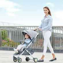 Xiaomi Bebehoo Start carrinho de bebê dobrável carrinho de bebê