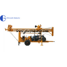 Economic Price Trailer Drill Rig