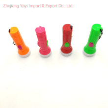 FC-A636 Cost-Effective Button Cell Battery Plastic LED Mini Torch Light