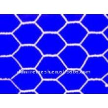 Malla de alambre hexagonal