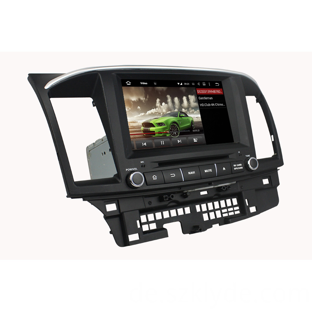 car audio system for Lancer 2014-2015