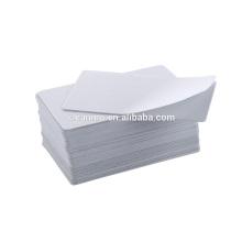 (Горячие) от datacard принтер карта, Совместимая набор для чистки 557668-001/10шт чистящие клей CR80 карты