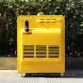 BISON China Zhejiang 5KW AC DC Трехфазный дизельный генератор, генератор мощностью 5 Вт, дизельные генераторы King Max