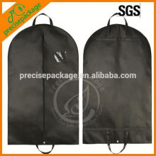 Non woven Ecofriendly garment package with handles
