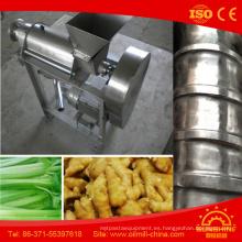 Máquina de extracción de jugo de zanahoria Máquina de extracción de jugo de piña