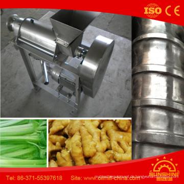 Karottensaft, der Maschine Ananassaft-Extraktor-Maschine extrahiert