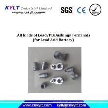 Terminal de buje de la batería de plomo ácido (inyección fundida)