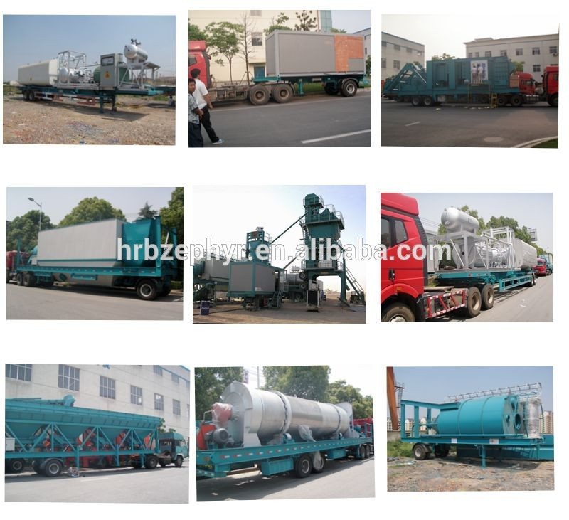 Packaging Asphalt Plant