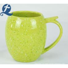 Promoção de alta qualidade presente personalizado Household Water Drum Handle café Mup