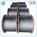 Electro Galvanized Steel Wire Rope 7X19