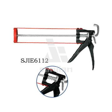 """Новейший тип 9 """"скелетный пистолет для копчения, силиконовый пистолет-пистолет-силиконовый пистолет, силиконовый герметик (SJIE6112)"""