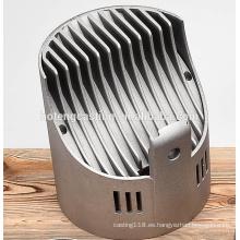 Disipador de calor de aluminio especial de la fábrica del OEM para llevado