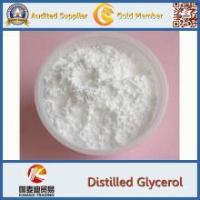 Emulsionante de alimentos CAS monoesterato de glicerina destilado CAS 123-94-4