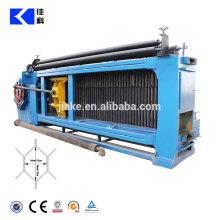 Machine de maille de gabion de rendement élevé (fabrication)