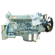 HOWO 371ps WD615.47 montagem do motor Euro2