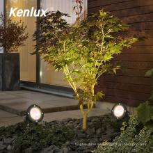 7W led luces de jardín iluminación de patio