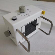 Collimateur à rayons X adapté à la radiographie mobile et à l'analogie