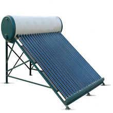 Hot Selling All Glass Evacuated Tube Solar Water Heater With Low Pressure