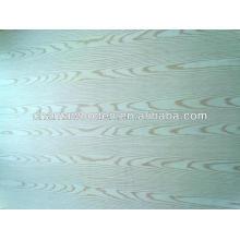 Contrachapado de fantasía de madera de ingeniería / natural y artificial, roble blanco, teca, roble rojo y ect