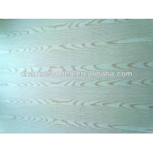 engineered/artificial and natural veneer fancy plywood,white oak,teak,red oak and ect