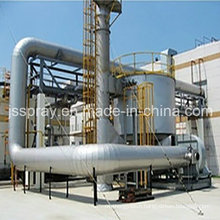 Rto Exhaust Gas Catalytic Incinerator with Two Beds