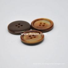 Botón de shell imitación