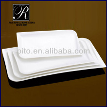 flying dove rectangular plate PT1930