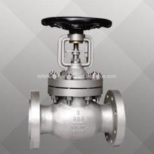 ANSI Bellows Seal Globe Valve