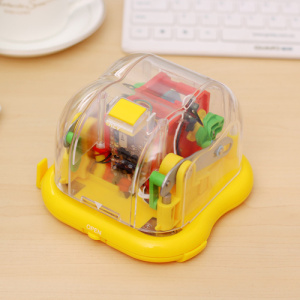 Transparent Electric Hole Punch