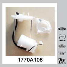 Mitsubishi Lancer sistema de combustible filtro de combustible de plástico filtro de gasolina 1770A106