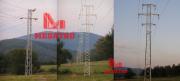 24KV lattice tower