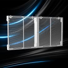 P16 LED-Glasanzeige